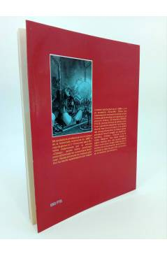 Contracubierta de JÓVENES AUTORES ESPAÑOLES 3. COSMÓPOLIS (Rafa G. Negrete. Intro: Azpiri) Toutain editor 1986