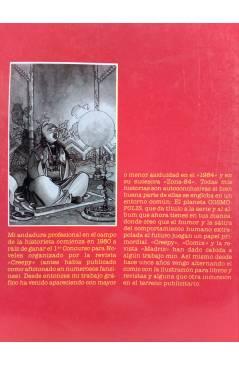 Muestra 1 de JÓVENES AUTORES ESPAÑOLES 3. COSMÓPOLIS (Rafa G. Negrete. Intro: Azpiri) Toutain editor 1986