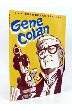 Cubierta de ESTRELLAS USA: GENE COLAN (Gene Colan/ Archie Goodwin) Toutain editor 1991