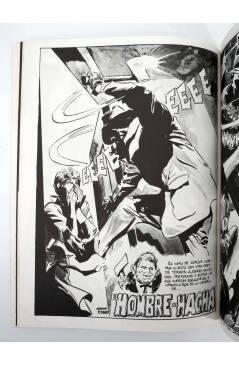 Contracubierta de ESTRELLAS USA: GENE COLAN (Gene Colan/ Archie Goodwin) Toutain editor 1991