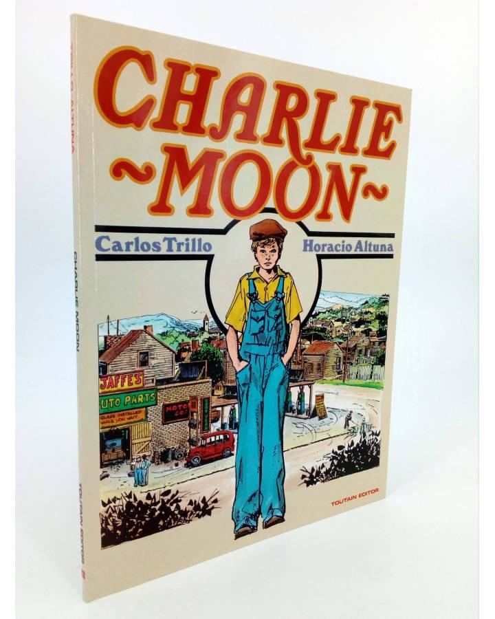 Cubierta de CHARLIE MOON (Carlos Trillo / Horacio Altuna) Toutain editor 1989