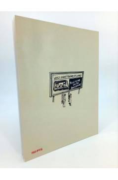 Contracubierta de CHARLIE MOON (Carlos Trillo / Horacio Altuna) Toutain editor 1989