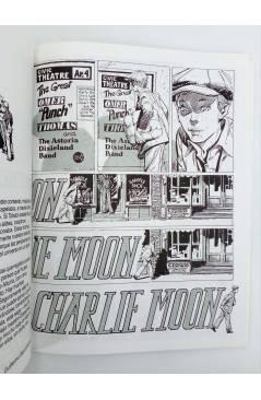 Muestra 1 de CHARLIE MOON (Carlos Trillo / Horacio Altuna) Toutain editor 1989