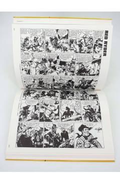 Muestra 2 de FRED HARMAN. COMICS Y WESTERN. BRONC PEELER Y RED RYDER (Jordi Buxadé) Toutain editor 1982