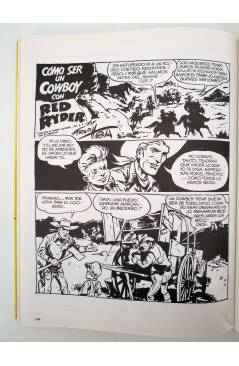 Muestra 4 de FRED HARMAN. COMICS Y WESTERN. BRONC PEELER Y RED RYDER (Jordi Buxadé) Toutain editor 1982