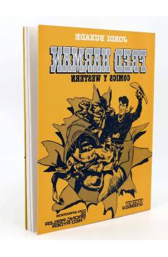 Muestra 6 de FRED HARMAN. COMICS Y WESTERN. BRONC PEELER Y RED RYDER (Jordi Buxadé) Toutain editor 1982