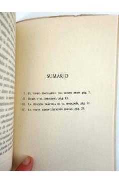 Muestra 1 de O CRECE O MUERE 147. IDEOLOGÍA Y ESTRUCTURA DE LA SOCIEDAD SOVIÉTICA (J Fueyo Álvarez) Rialp 1961