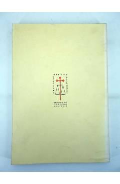 Contracubierta de JURISPRUDENCIA MILITAR DE ESPAÑA 1968 – 1971 (Vvaa) Consejo Supremo de Justicia Militar 1974