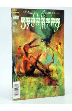Cubierta de THE DREAMING. EL BESO DEL COYOTE (Jill Thompson / Terry Laban) Norma 1998