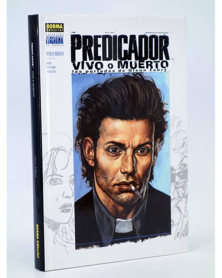 Cubierta de PREDICADOR: VIVO O MUERTO. TODAS LAS PORTADAS DE GLENN FABRY (Glenn Fabry) Norma 2004