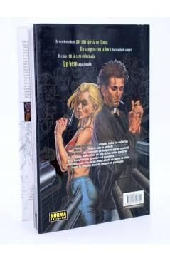 Contracubierta de PREDICADOR: VIVO O MUERTO. TODAS LAS PORTADAS DE GLENN FABRY (Glenn Fabry) Norma 2004