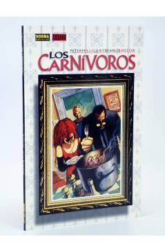 Cubierta de COL VERTIGO 11. LOS CARNIVOROS (Peter Milligan / Dean Ormston) Norma 1997