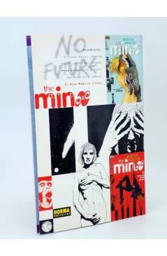 Contracubierta de COL VERTIGO 109. THE MINX LOS ELEGIDOS (Peter Milligan / Sean Philips) Norma 2000