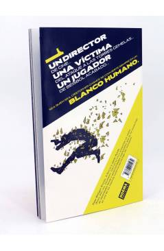 Contracubierta de COL VERTIGO 283. ONAS DE CHOQUE (Peter Milligan / Javier Pulido) Norma 2005