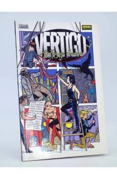 Cubierta de COL VERTIGO 113. AL FILO DEL INVIERNO 2 (Vvaa) Norma 1999