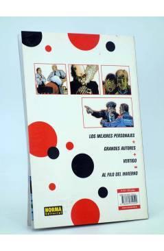 Contracubierta de COL VERTIGO 154. AL FILO DEL INVIERNO 3 (Vvaa) Norma 2000