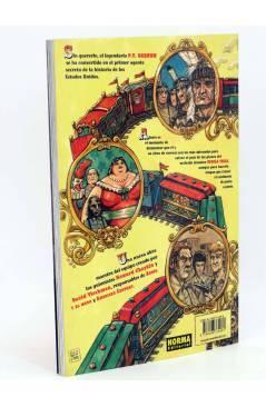Contracubierta de COL VERTIGO 263. BARNUM:AL SERVICIO DE EEUU (Chaykin / Tischman / Herichon) Norma 2004