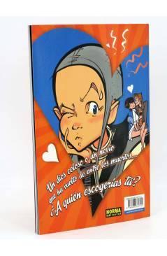 Contracubierta de COL VERTIGO 269. CREO EN FRANKIE (Mike Carey / Sonny Liew) Norma 2004