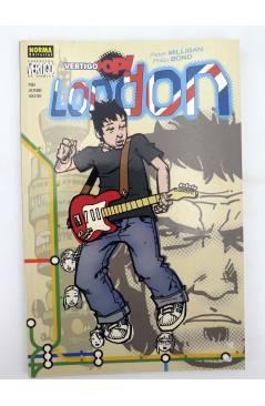 Muestra 1 de COL VERTIGO 265. POP LONDON (Peter Milligan / Philip Bond) Norma 2004