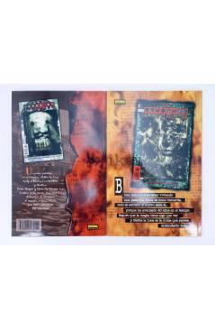 Contracubierta de THE DREAMING EL CHICO PERDIDO 1 Y 2. COMPLETA (Peter Hogan Steve Parkhouse) Norma 1997