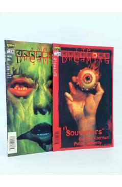 Cubierta de THE DREAMING SOUVENIRS 1 Y 2. COMPLETA (Caitlin Kiernan / Peter Doherty) Norma 2001