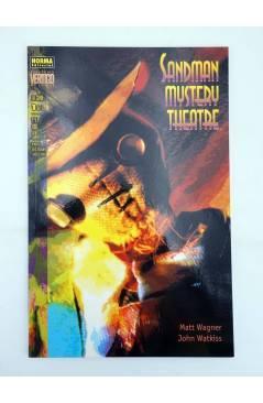 Muestra 1 de SANDMAN MYSTERY THEATRE LA CARA 1 Y 2. COMPLETA (Matt Wagner / John Watkiss) Norma 1999