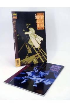Cubierta de SANDMAN MYSTERY THEATRE LA BESTIA 1 Y 2. COMPLETA (Matt Wagner / R.G Taylor) Norma 1999