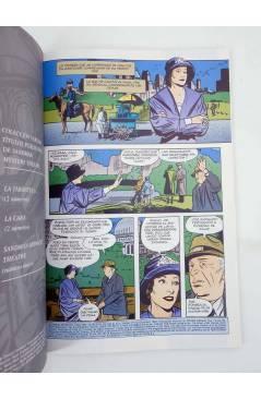 Muestra 1 de SANDMAN MYSTERY THEATRE LA BESTIA 1 Y 2. COMPLETA (Matt Wagner / R.G Taylor) Norma 1999