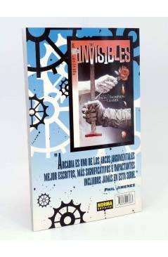 Muestra 1 de LOS INVISIBLES ARCADIA 1 Y 2. COMPLETA (Grant Morrison / Jill Thompson) Norma 2000