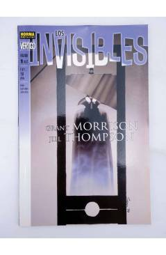 Muestra 2 de LOS INVISIBLES ARCADIA 1 Y 2. COMPLETA (Grant Morrison / Jill Thompson) Norma 2000