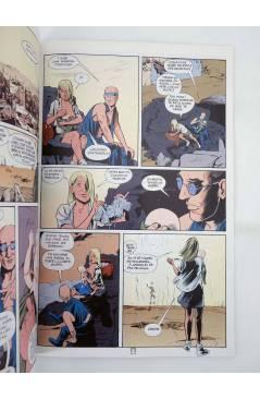 Muestra 3 de LOS INVISIBLES ARCADIA 1 Y 2. COMPLETA (Grant Morrison / Jill Thompson) Norma 2000