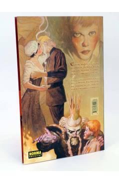 Contracubierta de LOS DONES DE LA NOCHE 1 Y 2. COMPLETA (Paul Chadwick / John Bolton) Norma 1999