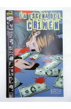 Muestra 1 de LA ESCENA DEL CRIMEN 1 Y 2. COMPLETA (Brubaker / Michael Lark / S. Philips) Norma 1999
