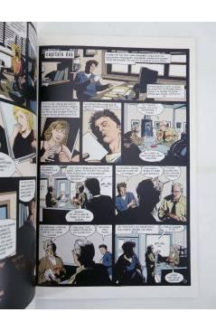 Muestra 2 de LA ESCENA DEL CRIMEN 1 Y 2. COMPLETA (Brubaker / Michael Lark / S. Philips) Norma 1999