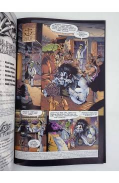 Contracubierta de LOBO 10. AL PIE DEL MASTIL (Grant Y Critchow) Norma 1999