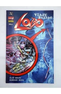 Cubierta de LOBO 11. VIAJE RAJADO (Grant Y Mejia) Norma 1999