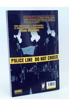Contracubierta de COMIC NOIR 29. MATADOR (Devin Grayson / Brian Stelfreeze) Norma 2007