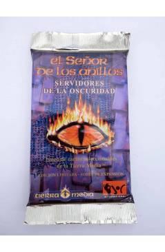 Cubierta de EL SEÑOR DE LOS ANILLOS SERVIDORES DE LA OSCURIDAD SOBRE DE EXPANSIÓN. JUEGO DE CARTAS COLECCIONABLE (No Acr