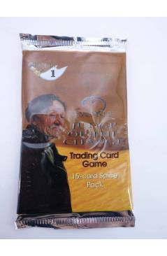 Cubierta de DUNE. JUDGE OF THE CHANCE CHAPTER 1 15 CARD SPICE PACK. TRADING CARD GAME (Deck Upper) Last Unicorn Games 19