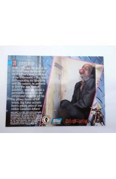 Muestra 2 de PAMELA ANDERSON IS BARB WIRE SOBRE CON 8+1 DELUXE TRADING CARDS (No Acreditado) Topps / Dark Horse 1996