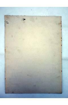Contracubierta de DIBUJO ORIGINAL 235X17 CM FALLAS VALENCIA 1954 89. ALFONSO GIMÉNEZ COLLADO (No Acreditado) Valencia 19