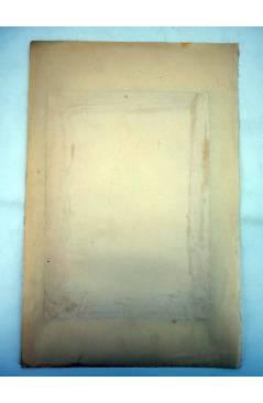 Muestra 1 de DIBUJO ORIGINAL 34X22 CM FALLAS VALENCIA 1954 135. MAYOR – FUENTE SAN LUÍS (No Acreditado) Valencia 1954