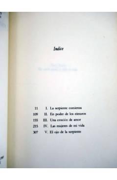 Muestra 3 de EL RÍO DE LA LUNA (José María Guelbenzu) Alianza 1983
