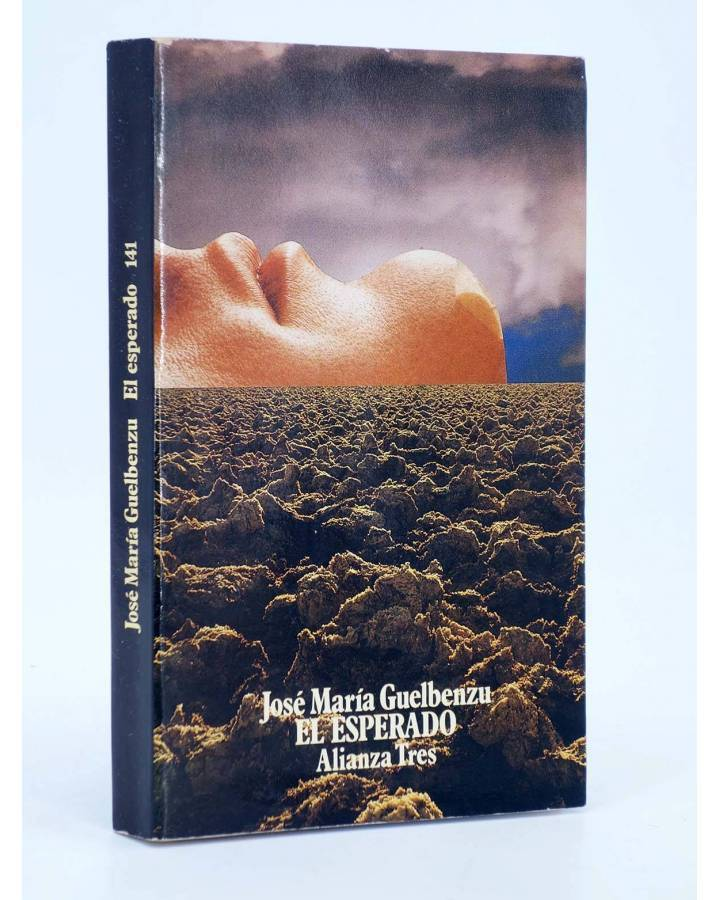 Cubierta de EL ESPERADO (José María Guelbenzu) Alianza 1984