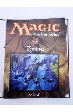 Contracubierta de MAGIC THE GATHERING CARPETA CON 16 FASCÍCULOS (No Acreditado) No acreditada 2005