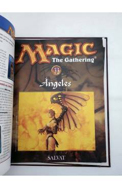 Muestra 3 de MAGIC THE GATHERING CARPETA CON 16 FASCÍCULOS (No Acreditado) No acreditada 2005