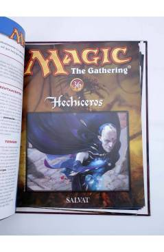 Muestra 4 de MAGIC THE GATHERING CARPETA CON 16 FASCÍCULOS (No Acreditado) No acreditada 2005