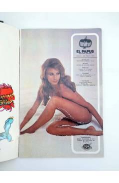 Muestra 3 de EL PAPUS EXTRA 4. CHICAS HUMOR PASATIEMPOS (Vvaa) Amaika 1975