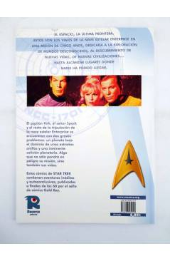 Contracubierta de CI FI 5. STAR TREK CLASSIC 3 (Alberto Giolitti) Recerca 2005