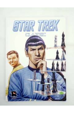 Cubierta de CI FI 7. STAR TREK CLASSIC 4 (Alberto Giolitti) Recerca 2005